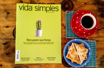 Saimos Na Revista Vida Simples